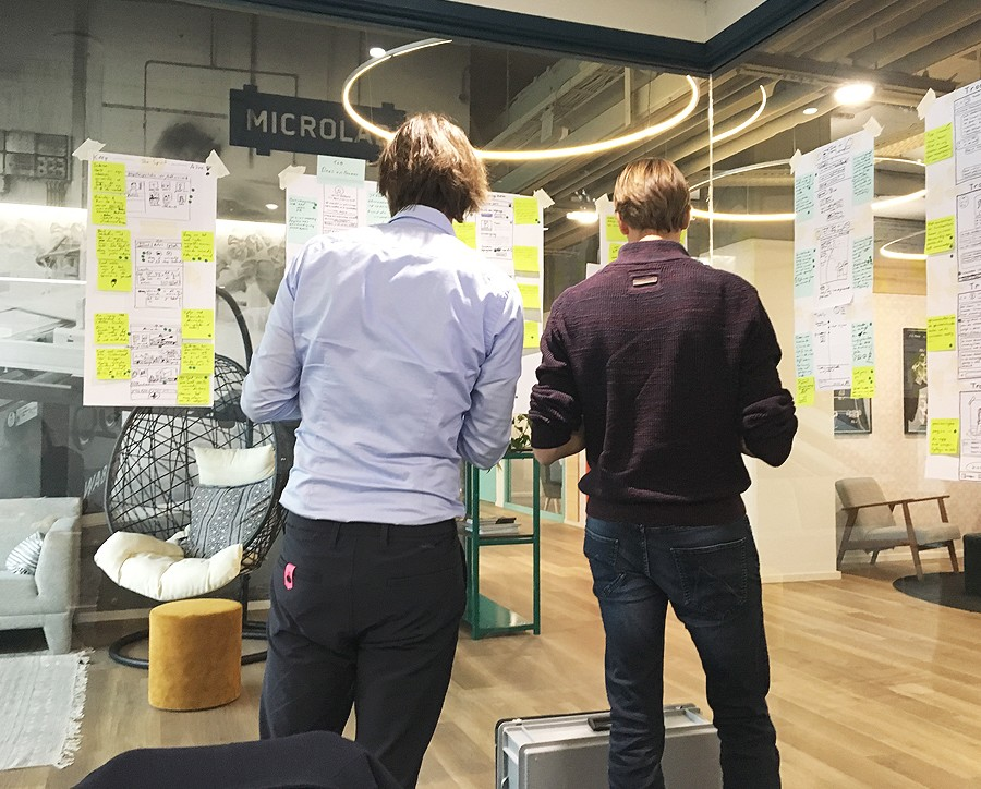 Dela Innovatie Design Sprint