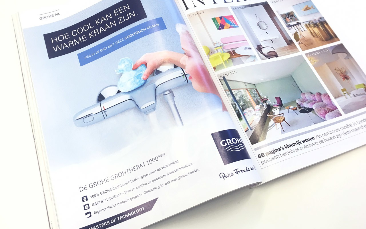 Grohe cooltouch print